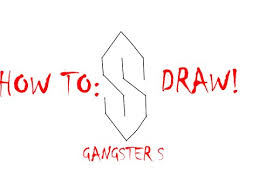 how to draw gangster s youtube