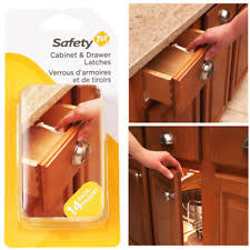 Safety First Cabinet And Drawer Latches Baby Safety Locks U0026 Latches Ebay