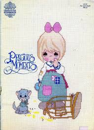 precious moments lord giveth counted cross stitch pattern