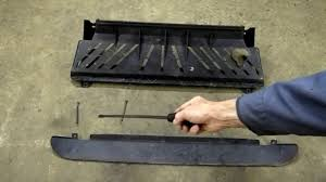 radiator deflector to air dam installation youtube