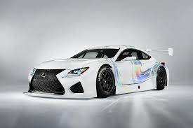 2015 Lexus Rc F Gt3 Concept Review Top Speed