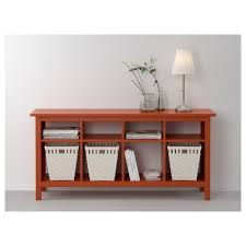 Pottery Barn Sofa Tables by Furniture Decorate Your Living Room With Various Cool Hemnes Sofa