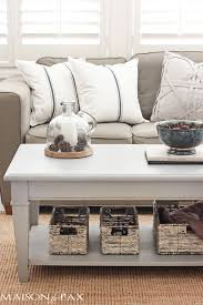 Sofa And End Tables by Best 10 Painted Coffee Tables Ideas On Pinterest Farm Style