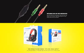 Home Design Gold For Pc Md 10 High End Classic Computer Headset With Volume Control Pc
