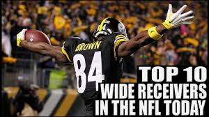 top 10 best wide receivers in the nfl 2016 youtube