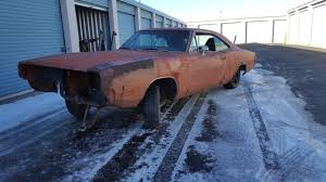 1969 dodge charger project 1969 dodge charger project car general no reserve for sale