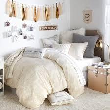 Gold And Coral Bedroom Dorm Room Ideas Dorm Decor Apartment Decor Dormify
