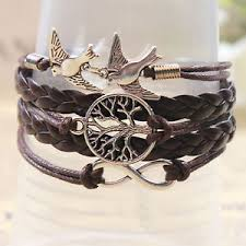 s charm bracelet hot sale women s charm bracelet leather bracelet wrap bracelet