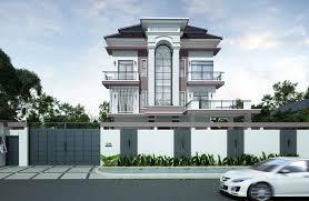 architectures city luxury hotel villa design office 37 3d model