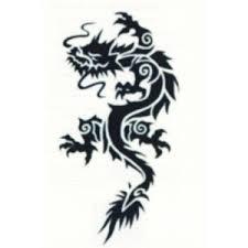 best tribal tattoo gallery dragon skull tattoo designtattoology
