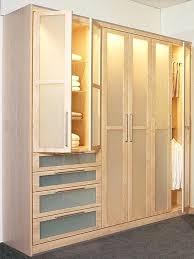 Armoire With Glass Doors Wardrobes Wall Wardrobe Closet Wardrobe Door Mozaic Mirror Wood