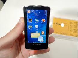 mp3 android samsung prépare une gamme de lecteurs mp3 sous android frandroid