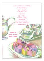 tea party bridal shower invitations tea party bridal shower invitations by invitationconsultants