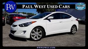 hyundai elantra limited in gainesville fl for sale