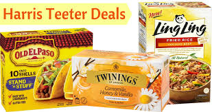 harris teeter deals free el paso items more southern savers
