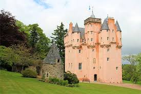 glen affric estate motorhome tour stage 4 aberdeenshire and fife scotland info guide