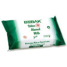 bebak make up remover wipes 20 pcs