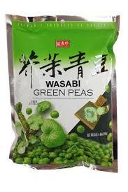 wasabi mustard shj mustard wasabi green pea snacks walmart canada