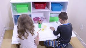 kids pull down table youtube