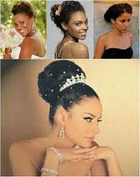2017 classy bun hairstyles for african american women 56 best updo hairstyles images on pinterest bridal hairstyles