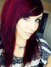 black hair to raspberry hair splat luscious raspberries without bleach google search
