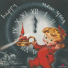 new years card greetings 9 best vintage new years cards images on american