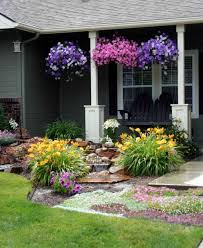 Front Porch Landscaping Ideas And More Breathtaking Of House Blueprint Great Breathtaking Front