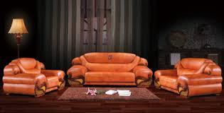 orange leather sofa u2013 slovenia dmc com