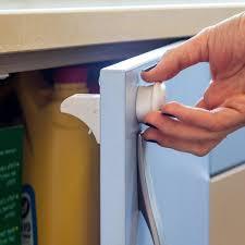 Kitchen Cabinet Magnetic Latches Magnetic Baby Safety Locks 8 Locks Set U2013 Bygrop