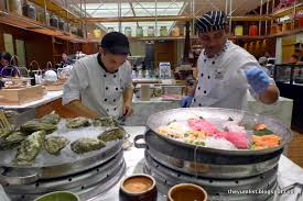 East Coast Seafood Buffet by Makan Kitchen Doubletree By Hilton The Yum List