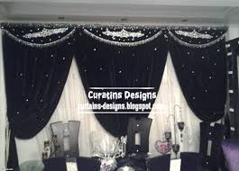 Black Living Room Curtains Ideas Fascinating Living Room Curtains Silver Pictures Ideas House