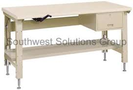 download adjustable height work table plans