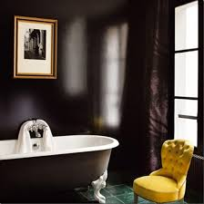 painting ideas for bathroom high gloss bathroom paint ideas ewdinteriors