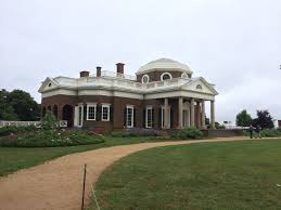 Monticello Jefferson S Home by Monticello The Home Of Thomas Jefferson And His Dog Buzzy