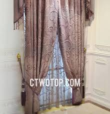 Unique Drapes And Curtains Unique Ptterned Embossed Lavender Simple Curtains Drapes
