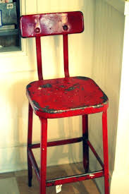milk can bar stools pollarize full image for inch high bar stools red vintage metal stool kitchen counter