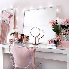 Pink Vanity Table 23 Must Makeup Vanity Ideas Page 2 Of 2 Stayglam