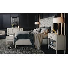 bernhardt bed carolina rustica bernhardt domaine blanc upholstered king bed