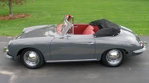 porsche 356 cabriolet 1960 porsche 356 cabriolet s75 1 indy 2015