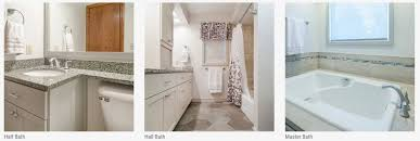 half bath worthington ohio half bath hall bath and master bath remodels njw