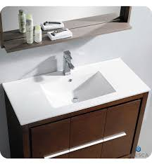 40 fresca allier fvn8140wg modern bathroom vanity wenge