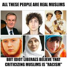 Islam Meme - truth important reminder for liberals about islam meme