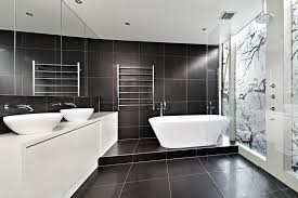 modern bathroom renovation ideas bathroom renovations in black and white managing the bathroom