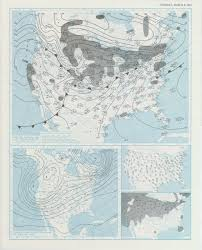 Map Of Southeast Michigan by Weatherhistorian Semi March Of 1976 40th Anniversary Of The