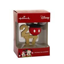mickey mouse ornaments ebay