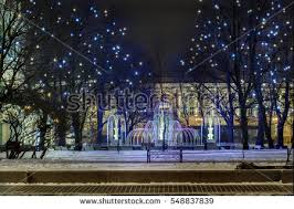path christmas lights stock photo 42137542 shutterstock