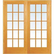 Home Depot Solid Wood Interior Doors Unfinished Wood Interior U0026 Closet Doors Doors U0026 Windows The