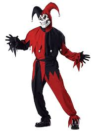 Scary Costumes Halloween 25 Evil Jester Ideas Jester Tattoo Scary