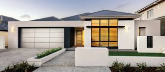 modern single story house plans single storey home designs perth apg homes