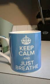 just breathe best coffee mug evar keep calm pinterest
